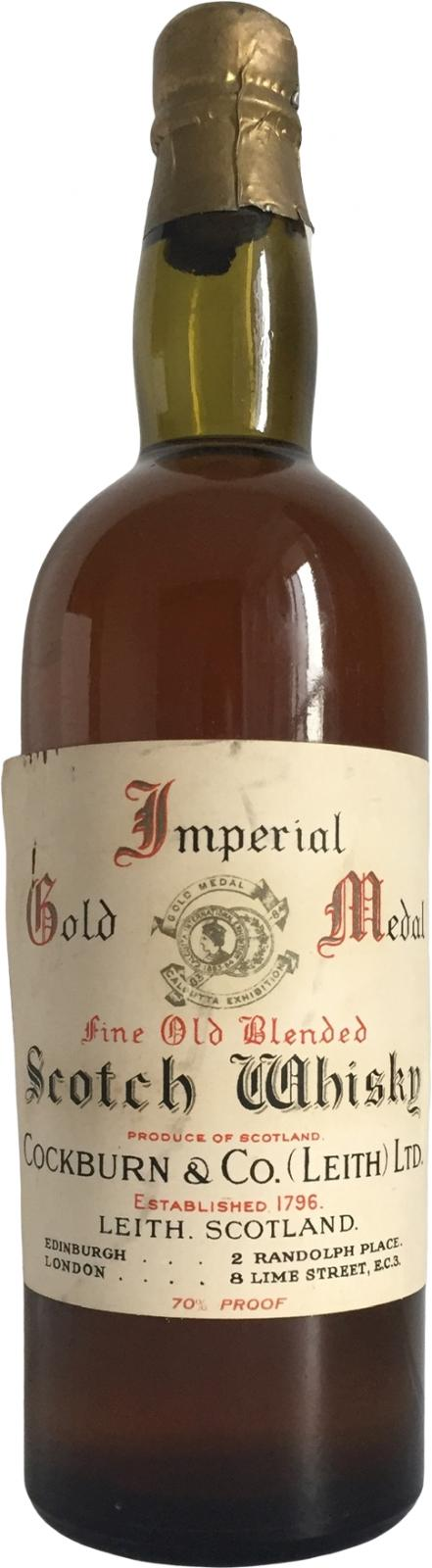 Imperial Gold Medal Fine Old Blended