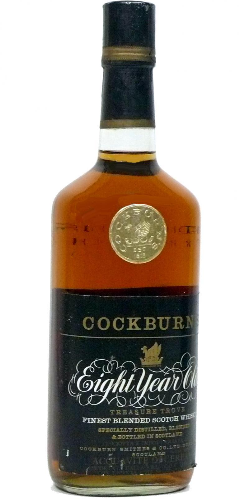 Cockburn's 08-year-old