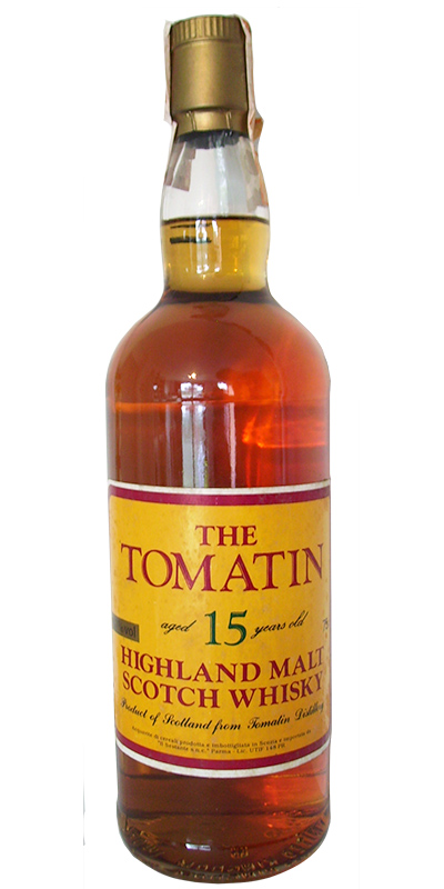 Tomatin 15-year-old GM
