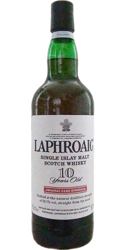 Laphroaig Original Cask Strength