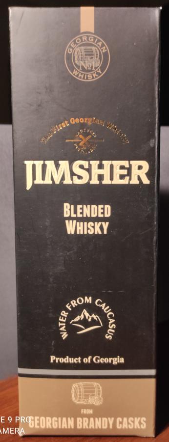 Jimsher Georgian Brandy Casks