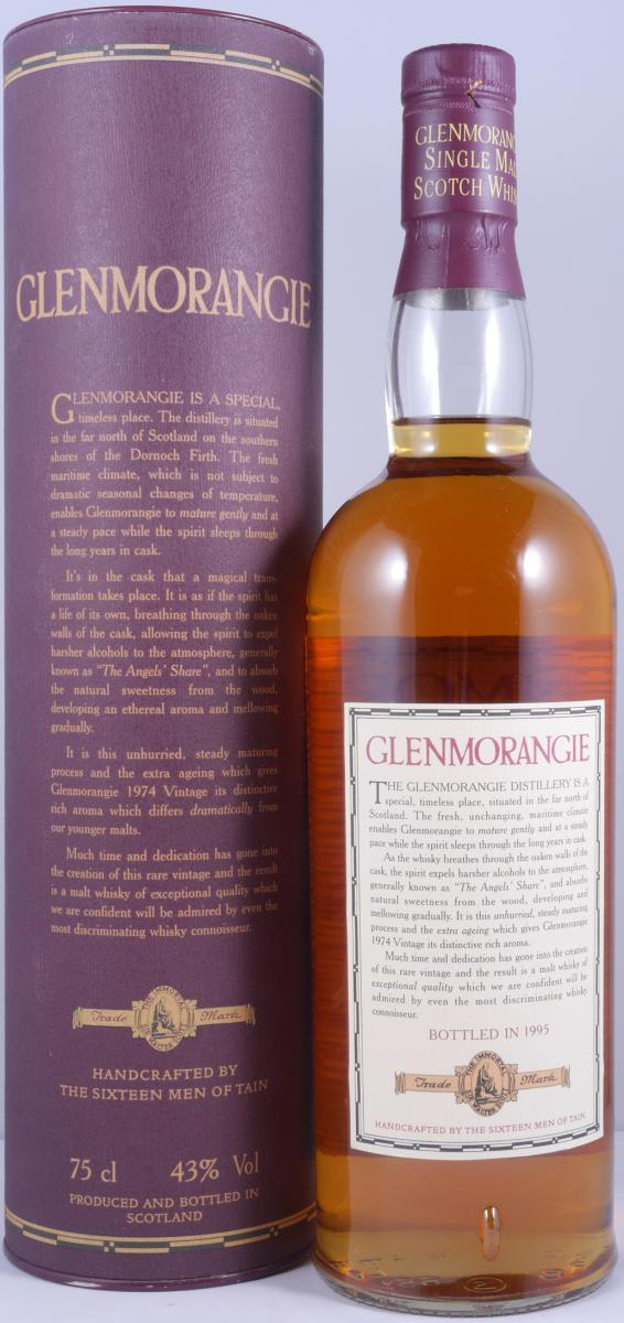 Glenmorangie 1974