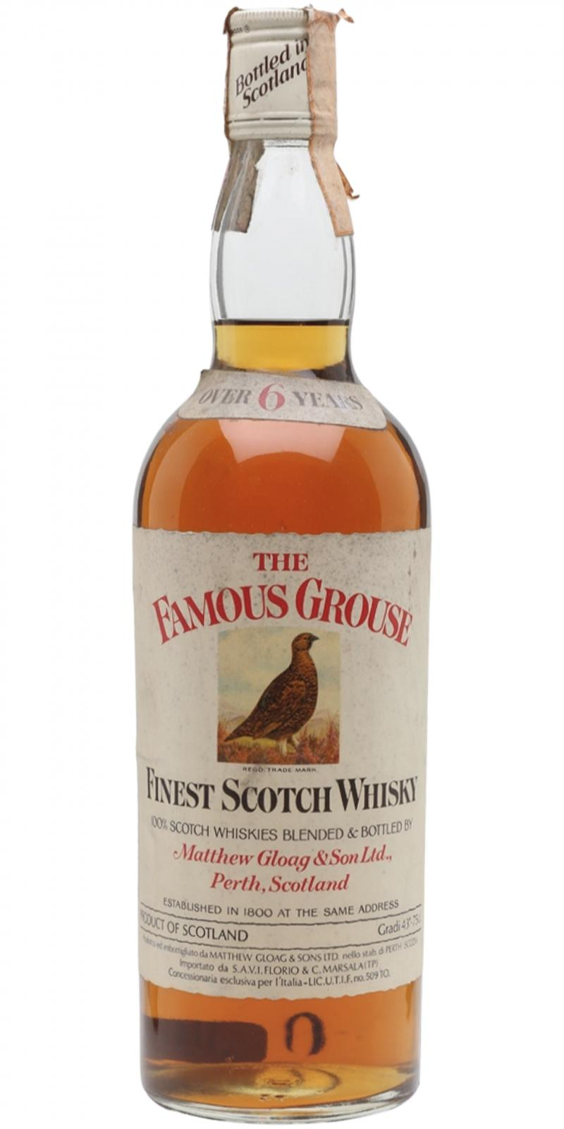 The Famous Grouse 06-year-old