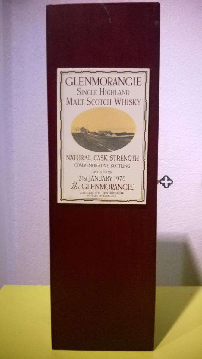 Glenmorangie 1976 Concorde