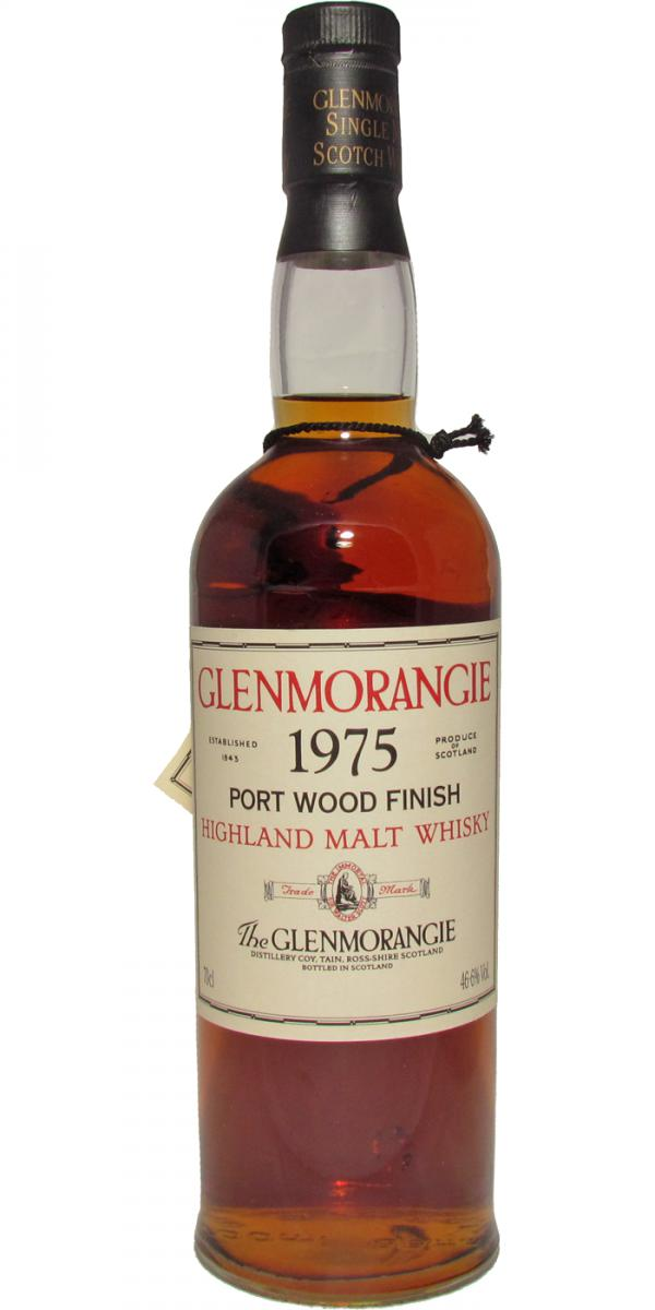Glenmorangie 1975