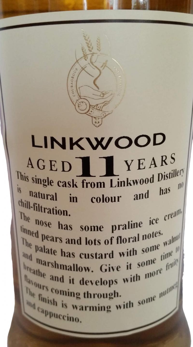 Linkwood 2007 MBl