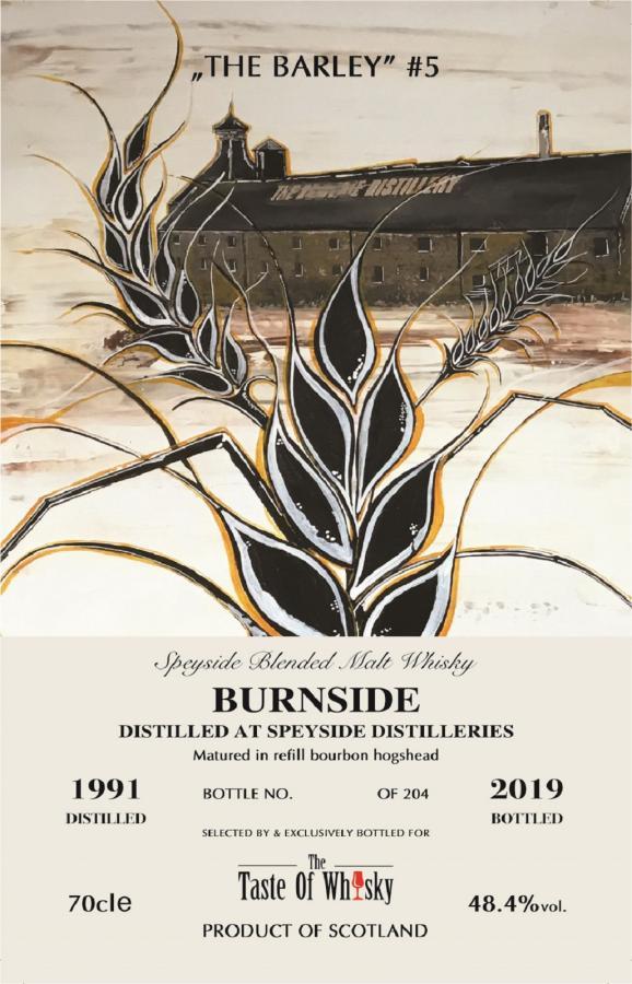 Burnside 1991 TTOW