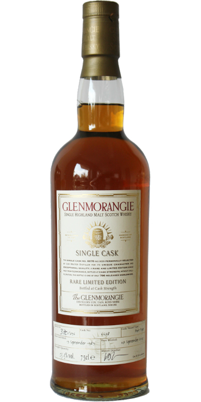 Glenmorangie 1989 Single Cask