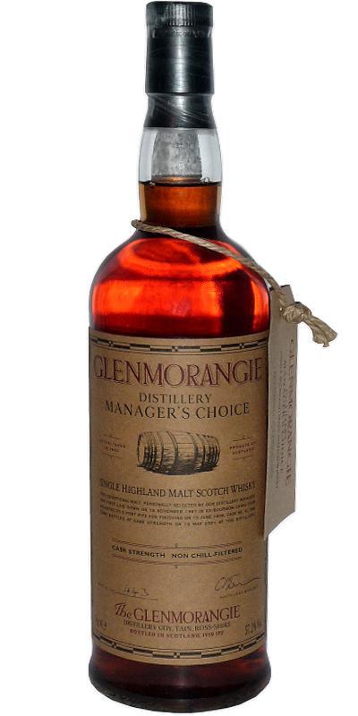 Glenmorangie 1987