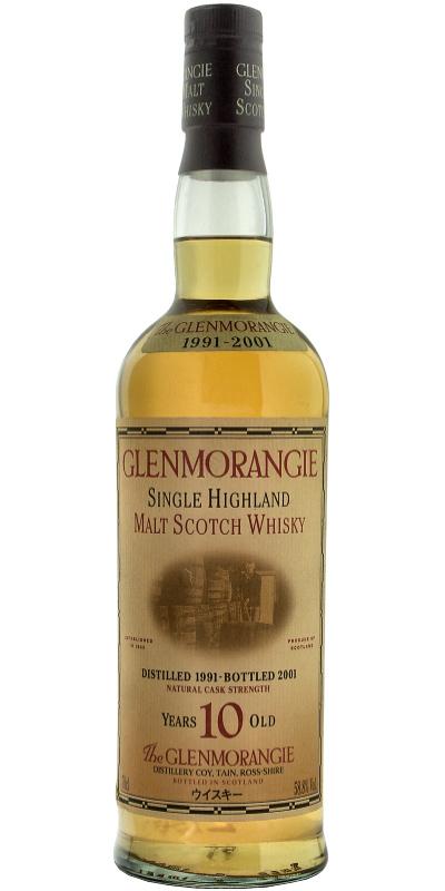 Glenmorangie 1991