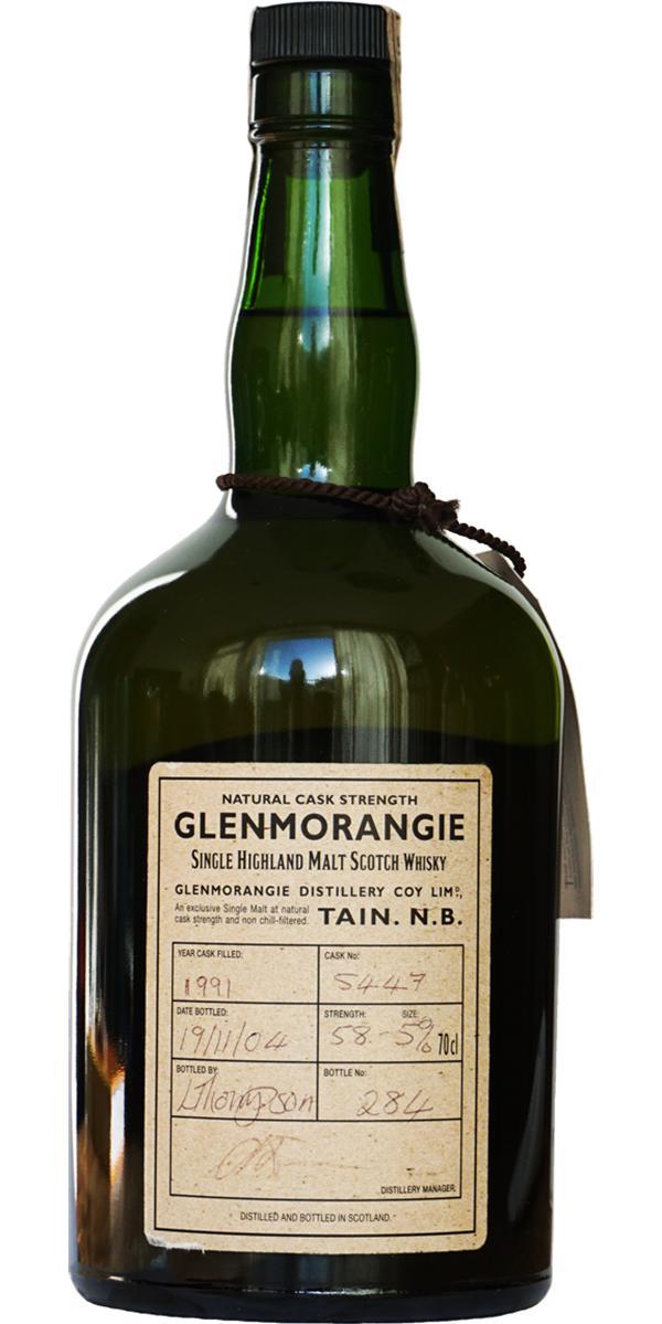 Glenmorangie 1991 Speakeasy