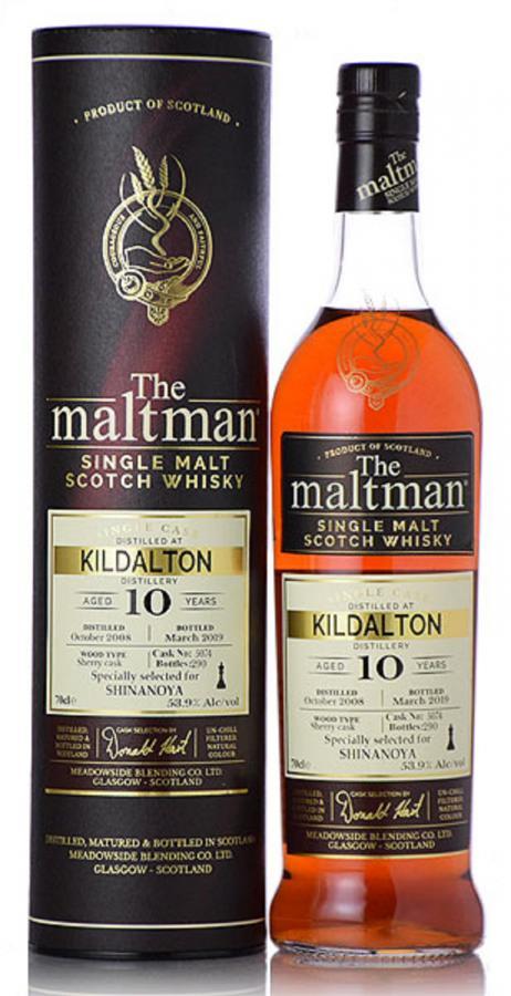Kildalton 2008 MBl