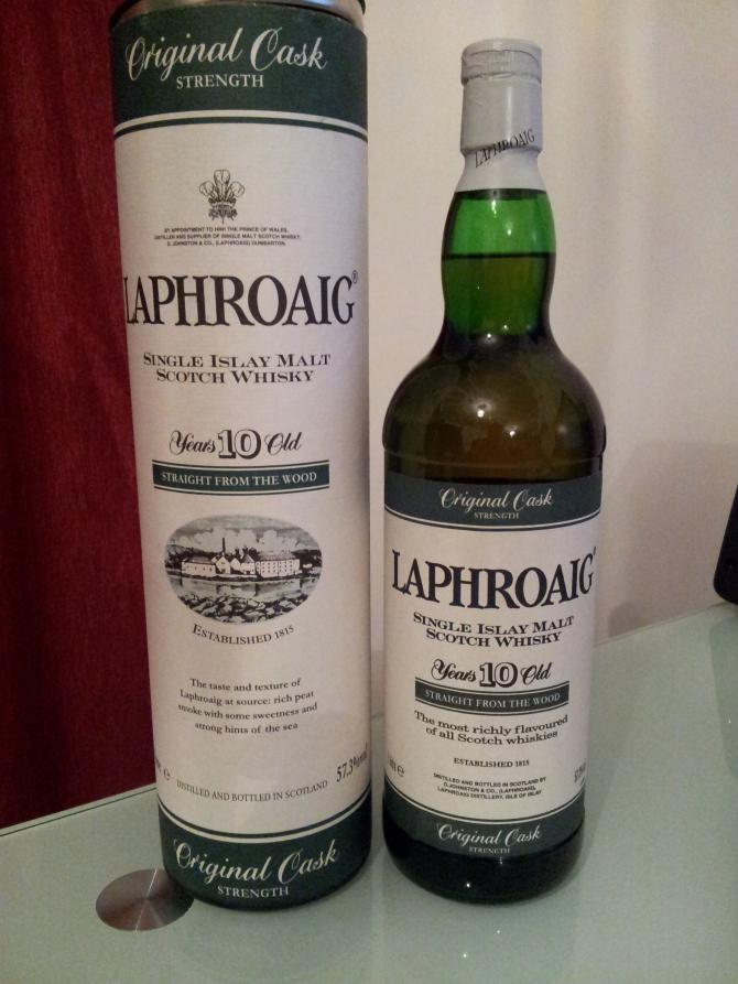 Laphroaig Original Cask Strength
