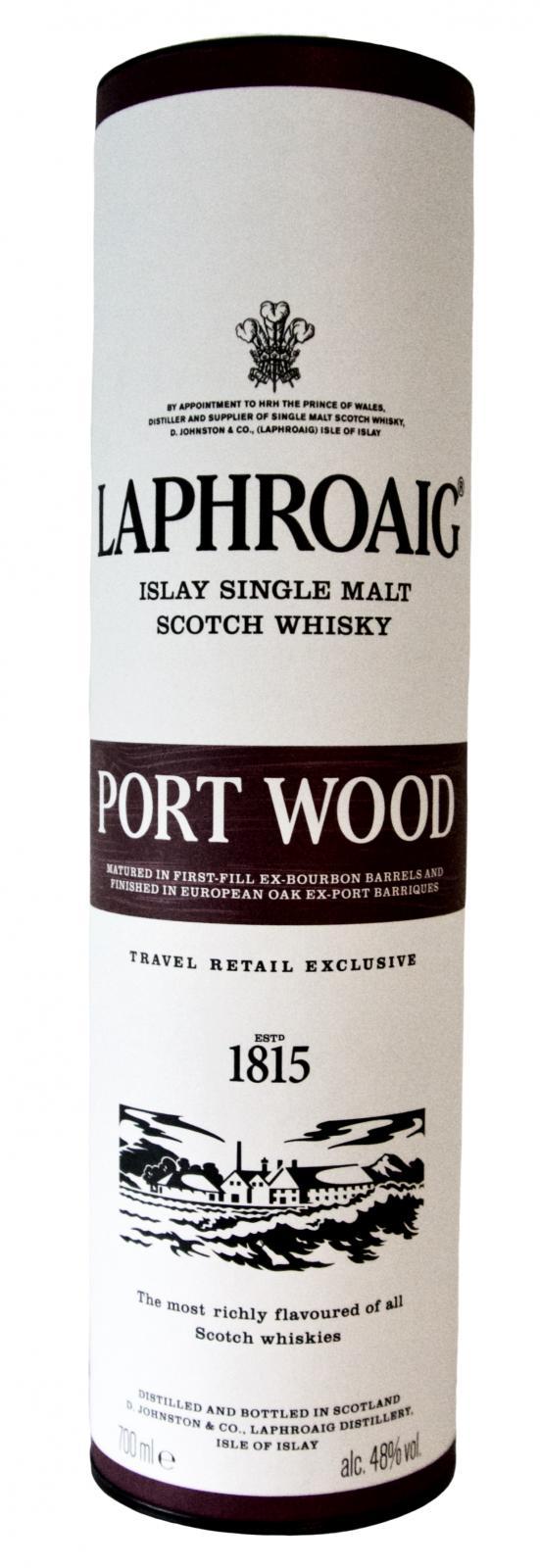 Laphroaig Port Wood
