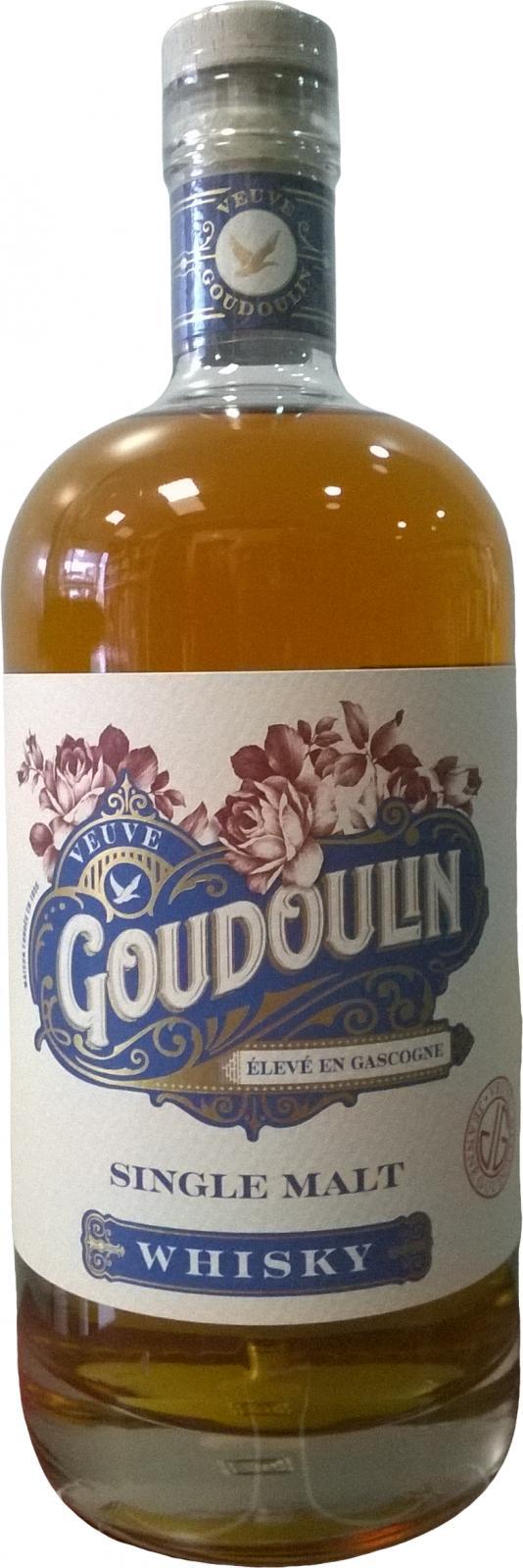 Veuve Goudoulin Single Malt Whisky