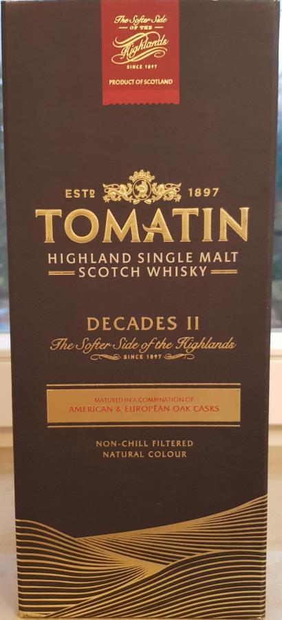 Tomatin Decades II