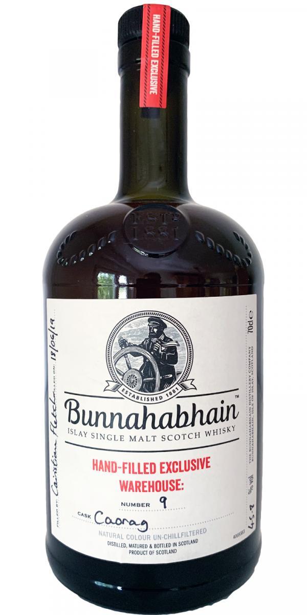 Bunnahabhain Caorag