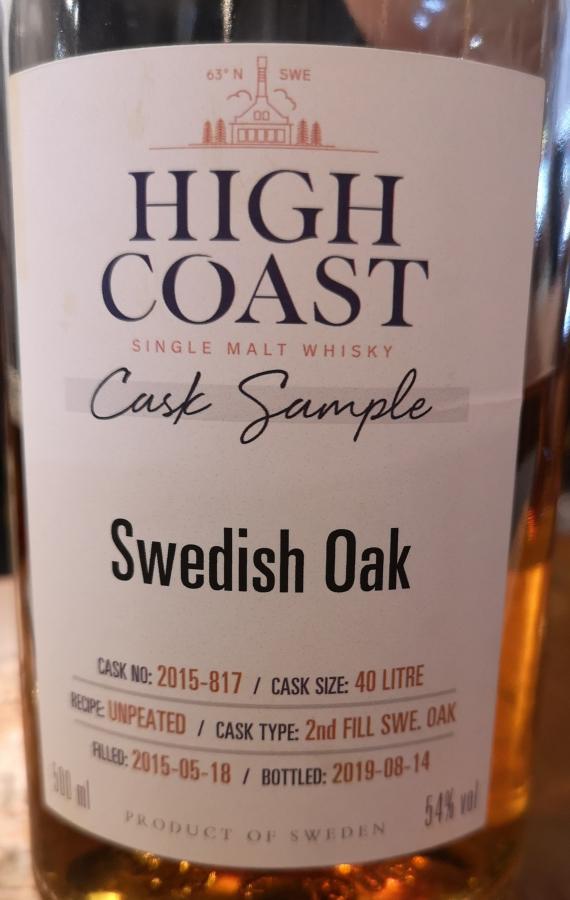 High Coast Swedish Oak