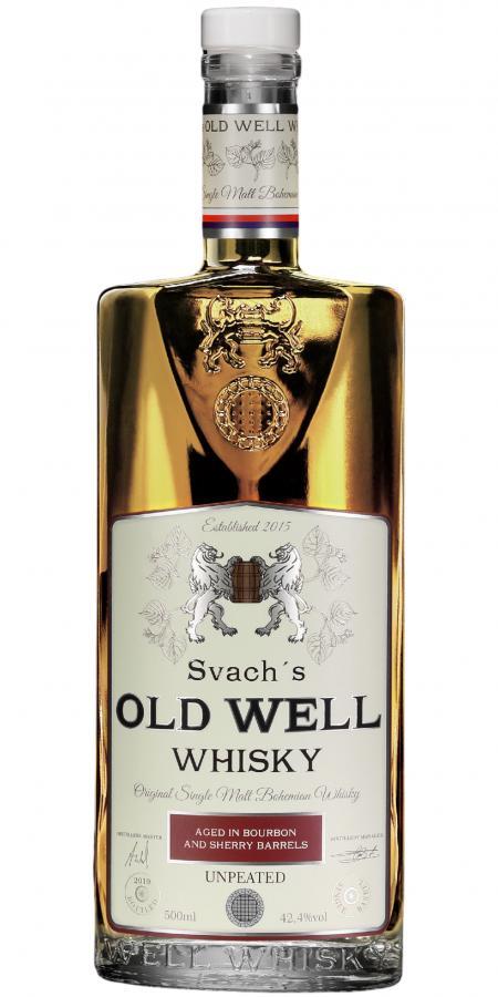 Old Well Sherry Pedro Ximenez