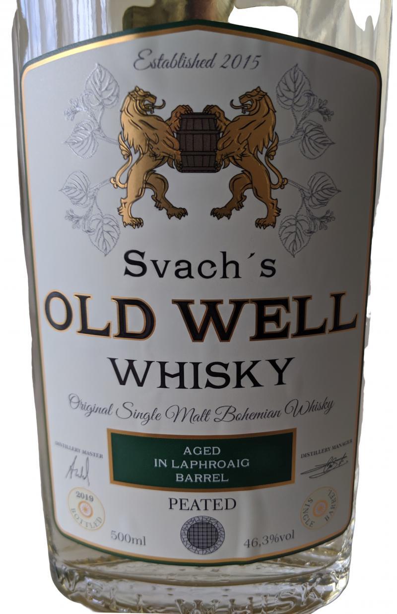Old Well Laphroaig Cask Finish