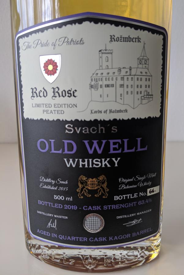 Old Well Red Rose