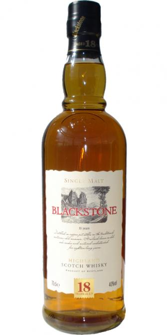 Blackstone 18-year-old