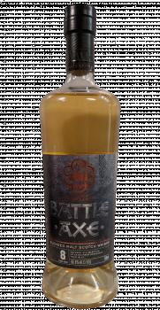 Blended Malt Scotch Whisky Battle Axe SMWS