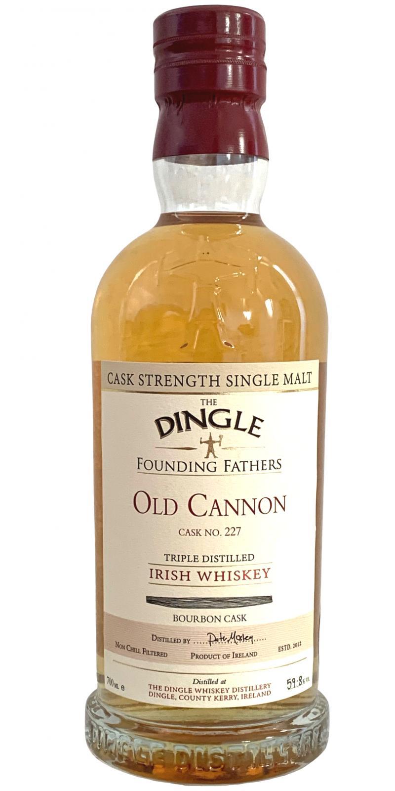 Dingle Old Cannon