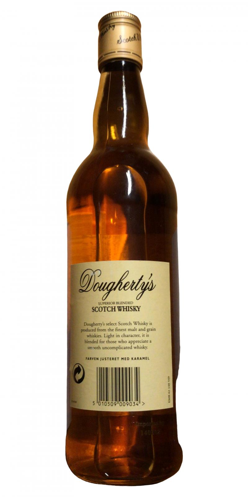 Dougherty's Scotch Whisky M&S