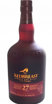 Redbreast 27-year-old