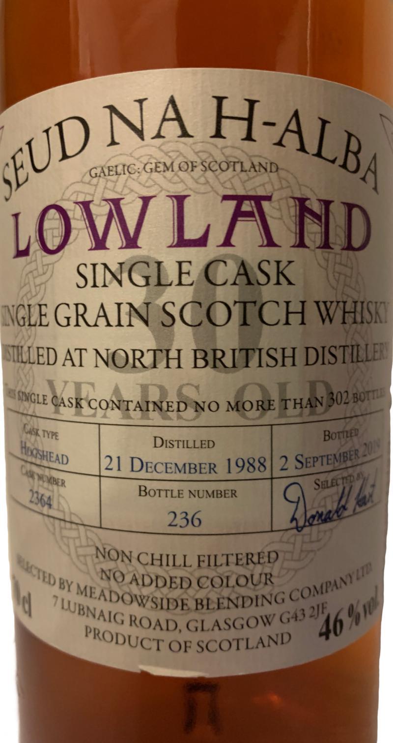 North British 1988 MBl