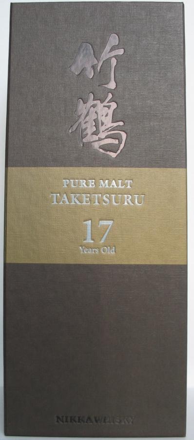 Taketsuru 17-year-old