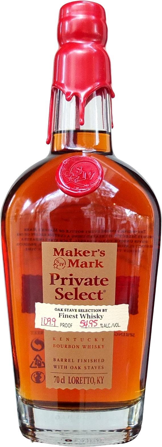 Maker's Mark Private Select
