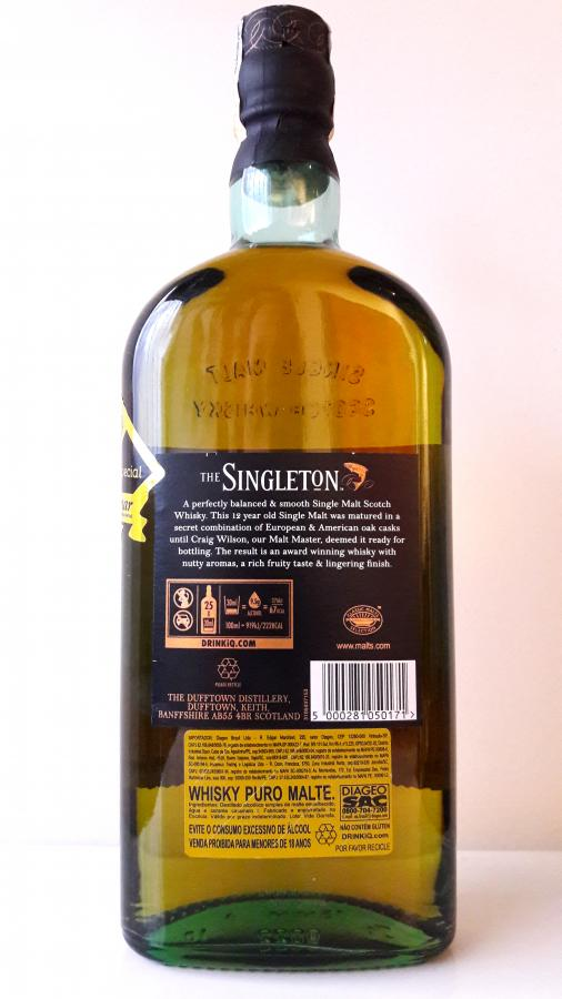 The Singleton of Dufftown 12-year-old