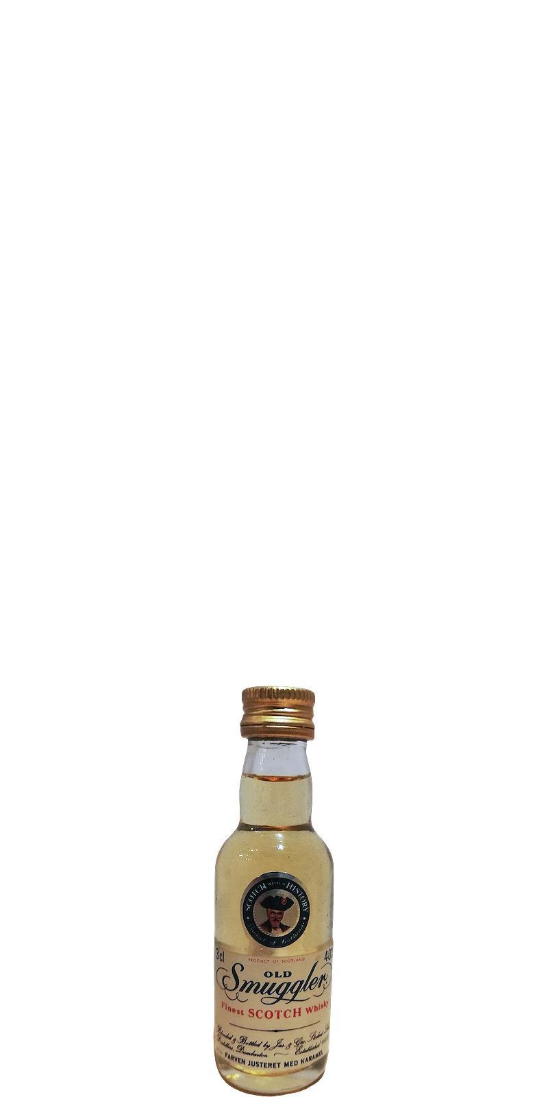 Old Smuggler Finest Scotch Whisky