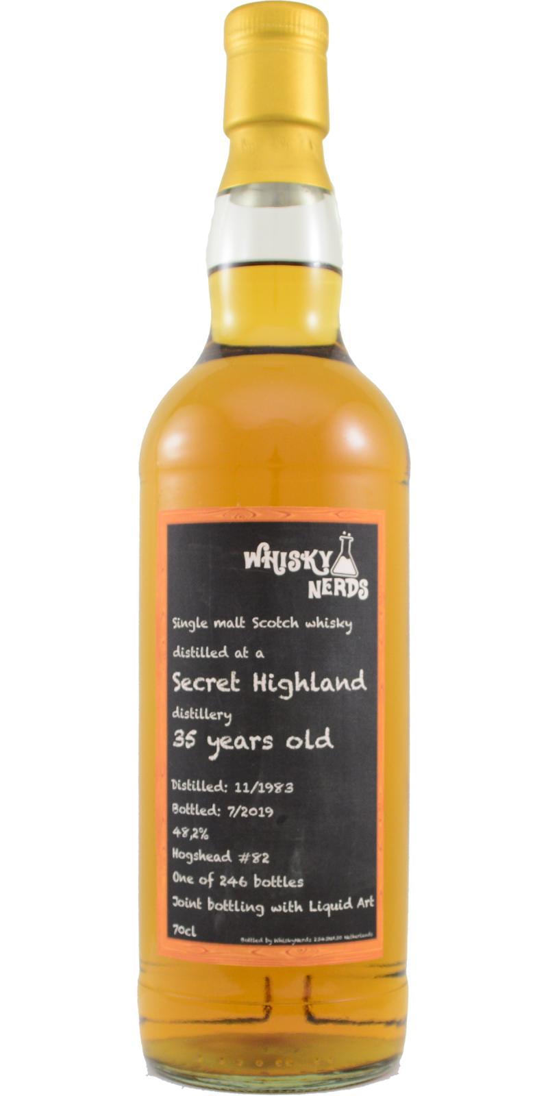 Secret Highland 1983 WN