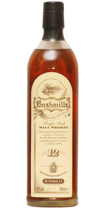 Bushmills 12-year-old