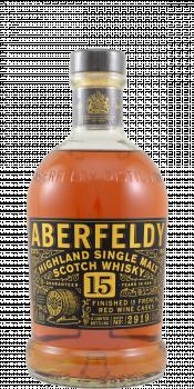 Aberfeldy 15-year-old