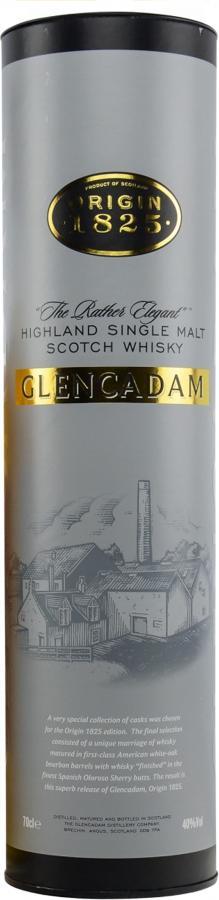Glencadam Origin 1825