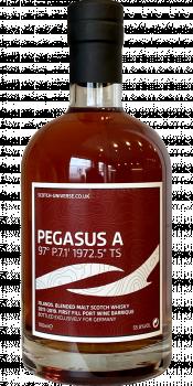 Scotch Universe Pegasus A - 97° P.7.1' 1972.5'' TS