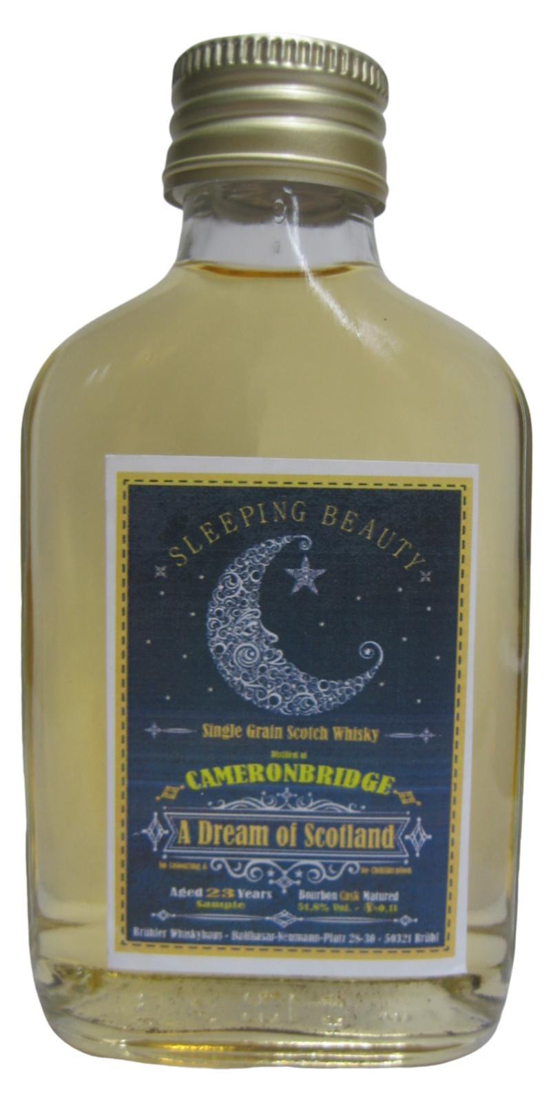 Cameronbridge 23-year-old BW
