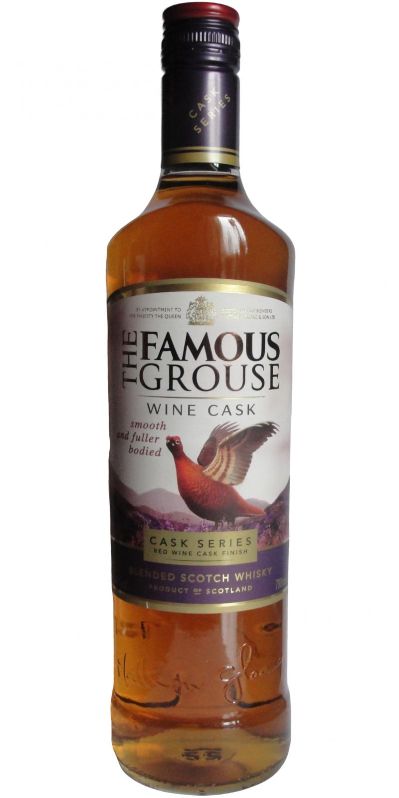 The Famous Grouse Red Wine Cask Finish