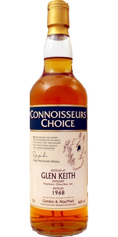 Glen Keith 1968 GM