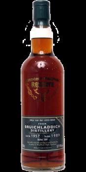 Bruichladdich 1989 GM