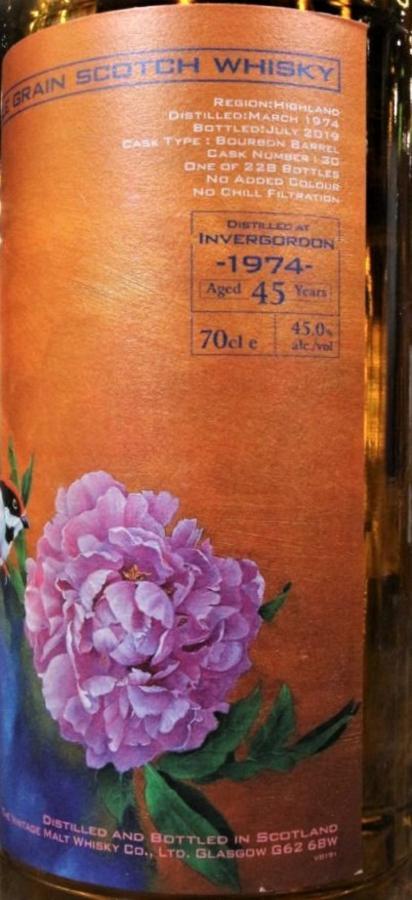 Invergordon 1974 VM