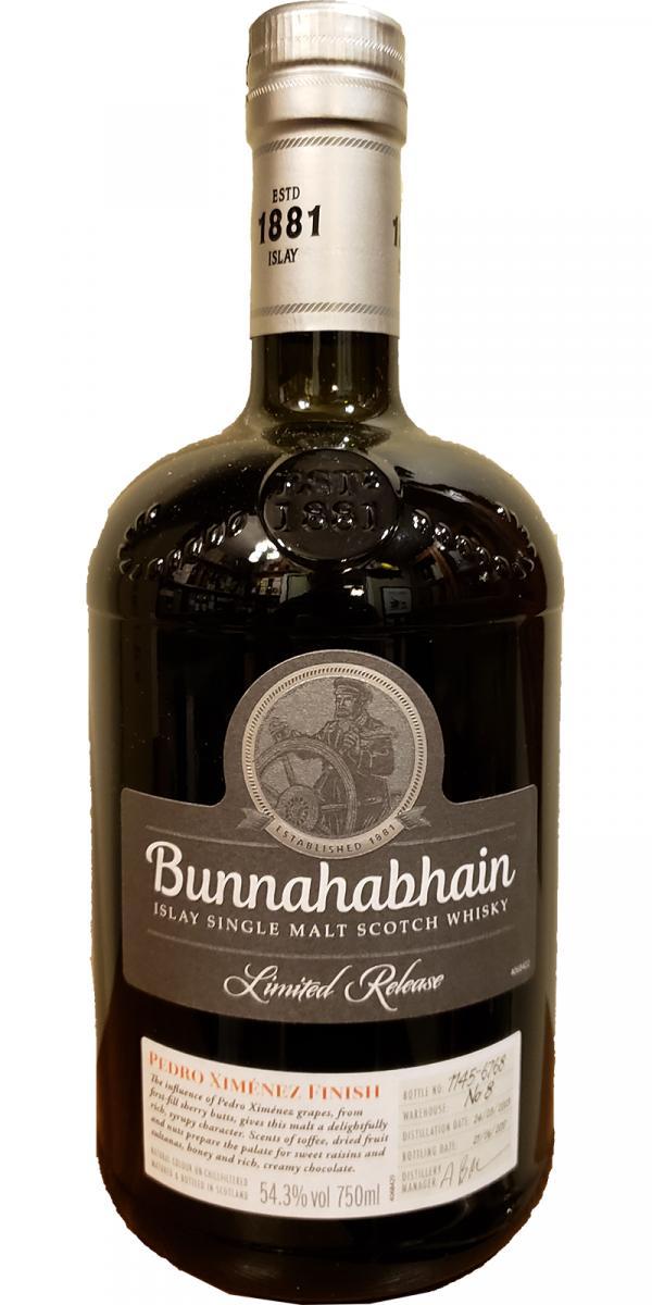 Bunnahabhain 2003