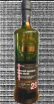 Littlemill 1990 SMWS 97.22