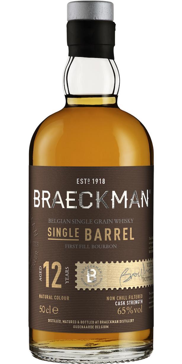 Braeckman Distillers 12-year-old
