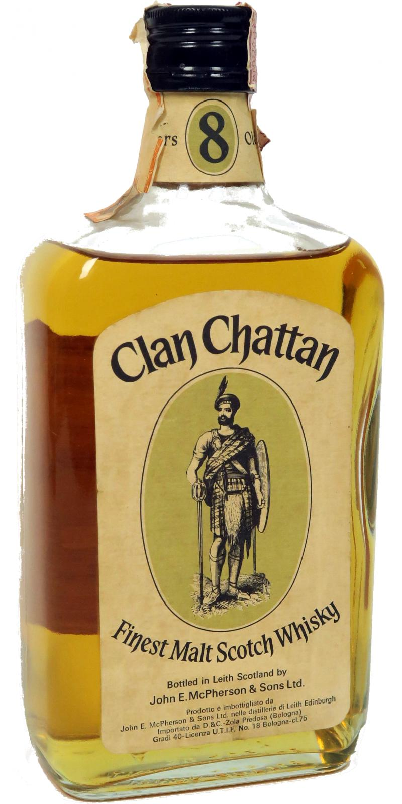 Clan Chattan 08-year-old