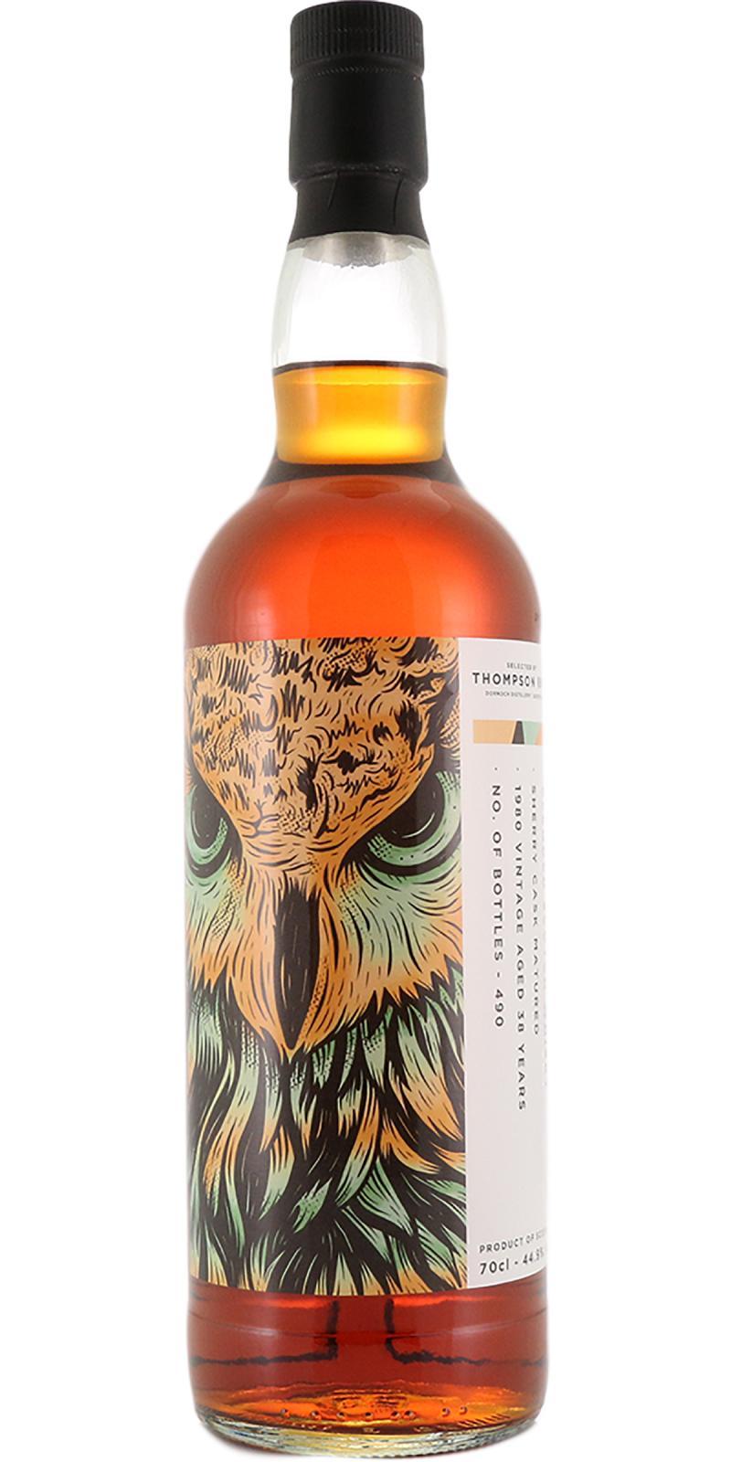 Blended Scotch Whisky 1980 PST